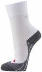 FALKE Damen Laufsocken RU4, Größe 37-38 in Grau