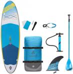 FIREFLY Stand-Up Paddle Set iSUP 200 II, Größe - in WHITE/BLUE/BLUEDARK