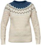 FJÄLLRÄVEN Damen Pullover Övik Knit Sweater W, Größe M in Grün