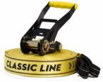 GIBBON Slackline Classic 25m, Größe 25 in Gelb