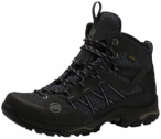 HANWAG Herren Multifunktionsstiefel Belorado Mid Winter GTX, Größe 44 in Schwa