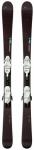HEAD Damen All-Mountain Ski Set MYA No. 4  LR+LRX 9.0, Größe 163 in Schwarz