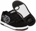 HEELYS Kinder Skateboardschuhe Propel 2.0, Größe 33 in Schwarz