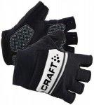 Herren Handschuhe, Größe 7/XS in Schwarz