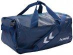HUMMEL Sporttasche TECH MOVE SPORTS BAG, Größe L in Blau