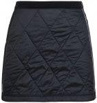 ICEBREAKER Damen Wanderrock Helix Skirt, Größe S in Grau