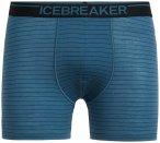 ICEBREAKER Herren Unterhose Anatomica, Größe S in Blau