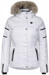 ICEPEAK Damen Jacke CAROL, Größe 40 in Weiß