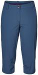 JACK WOLFSKIN Damen Caprihose Kalahari 3/4 Pants, Größe 38 in Blau