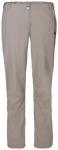 JACK WOLFSKIN Damen Hose Kalahari Pants, Größe 36 in Grau