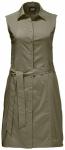JACK WOLFSKIN Damen Kleid Sonora Dress, Größe S in Braun