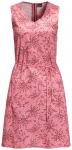 JACK WOLFSKIN Damen Kleid TIOGA ROAD PRINT, Größe XS in rose quartz all over