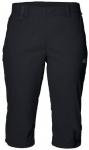 JACK WOLFSKIN Damen Shorts Activate Light 3/4 Pants, Größe 36 in Black