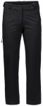 JACK WOLFSKIN Damen Softshellhose Activate Thermic, Größe 44 in black
