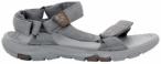 JACK WOLFSKIN Damen Outdoorsandale Seven Seas 2 Sandal W, Größe 37 in Grau