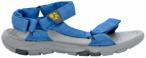 JACK WOLFSKIN Damen Outdoorsandale Seven Seas 2 Sandal W, Größe 42 in Blau