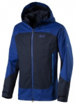 JACK WOLFSKIN Herren Funktionsjacke North Slope, Größe XXL in Blau