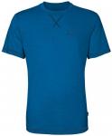 JACKWOLFSKIN Herren Funktionsshirt / T-Shirt Crosstrail T Men, Größe M in Blau