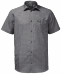 JACK WOLFSKIN Herren Hemd El Dorado Shirt, Größe XL in Grau