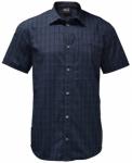 JACK WOLFSKIN Herren Hemd Rays Stretch Vent Shirt M, Größe L in Schwarz