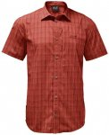 JACK WOLFSKIN Herren Hemd Rays Stretch Vent Shirt M, Größe XL in mexican peppe