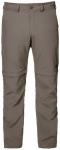 JACK WOLFSKIN Herren Hose Canyon Zip Off Pants, Größe 50 in Braun