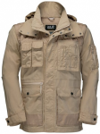 JACK WOLFSKIN Herren Jacke Atacama Jacket, Größe XL in Grau