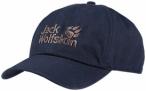 JACK WOLFSKIN Kunstfaserjacke Baseball Cap, Größe ONE SIZE in Grau