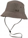 JACK WOLFSKIN Rucksack Supplex Sun Hat, Größe L in Siltstone