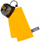 JACK WOLFSKIN Unisex Wolftowel Light Xl, Größe ONE SIZE in Gelb