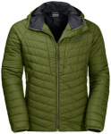 JACK WOLFSKIN Herren Isolationsjacke AERO TRAIL MEN, Größe L in Grün