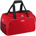 JAKO Unisex Sporttasche Classico, Größe 2 in Rot