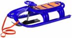 KHW Schlitten Bob Snow Tiger De Luxe in Blau