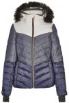 Killtec Damen Jacke in Daunenoptik mit abzippbarer Kapuze und Schneefang, Größ