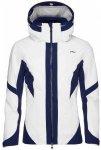 KJUS Damen Skijacke Laina Jacket, Größe 42 in Weiß