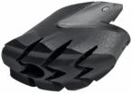 LEKI Unisex Smart Tip Pad 1 Paar in Schwarz