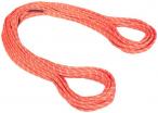 MAMMUT  8.0 Alpine Classic Rope, Größe 60 in Classic Standard, orange-white