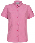 MAMMUT Damen Aada Shirt Women, Größe S in sundown