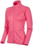MAMMUT Damen Funktionsjacke Nair ML, Größe M in pink melange, Größe M in pin