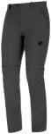 MAMMUT Damen Hose Runbold Zip Off, Größe 42 in Grau