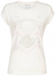 MAMMUT Damen Mountain T-Shirt Women, Größe L in bright white