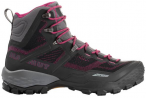 MAMMUT Damen Multifunktionsstiefel Ducan High GTX®, Größe 38 in phantom-dark