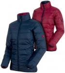 MAMMUT Damen Outdoorjacke Whitehorn IN Jacket, Größe M in marine-beet, Größe
