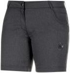 MAMMUT Damen Shorts Massone, Größe 36 in Grau
