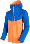 MAMMUT Herren Bergsportjacke / Trekkingjacke Nordwand Pro HS Hooded Jacket Men,