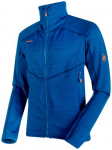 MAMMUT Herren Fleecejacke Eiswand Guide ML Jacket Men, Größe M in Blau