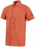 MAMMUT Herren Hemd Lenni Shirt, Größe L in Braun