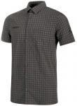 MAMMUT Herren Hemd Lenni Shirt, Größe XL in Grau