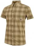 MAMMUT Herren Hemd Trovat Trail Shirt, Größe L in olive