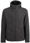 MAMMUT Herren Sapuen SO Hooded Jacket Men, Größe XXXL in phantom, Größe XXXL